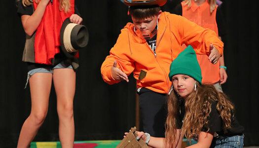 Willy Wonka Kids! dress rehearsal-10