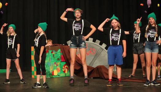 Willy Wonka Kids! dress rehearsal-12