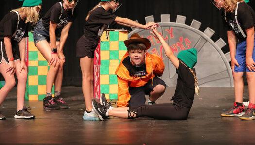 Willy Wonka Kids! dress rehearsal-20