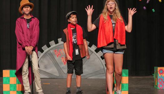 Willy Wonka Kids! dress rehearsal-23