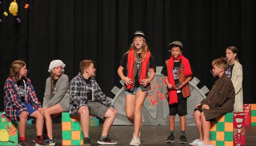 Willy Wonka Kids! dress rehearsal-3
