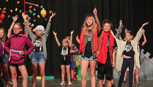 Willy Wonka Kids! dress rehearsal-4