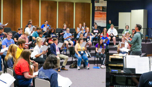 All-State Choral Clinic 8