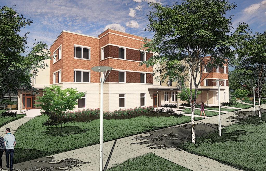 Greek Housing A 2
