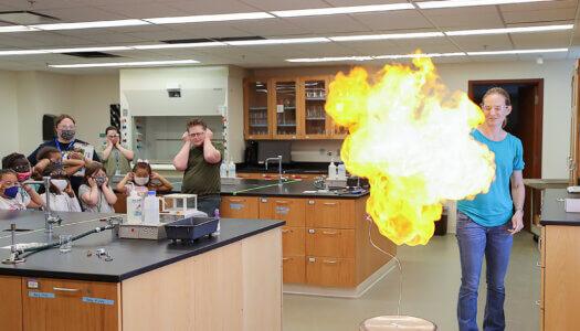 PAWS U Prep Academy fire-7