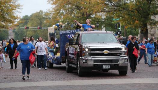 Homecoming Parade 2021-27